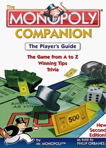 The Monopoly Companion by Mr Monopoly (1999-09-02)