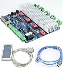 USB6560T4 4 Axis USB TB6560 2 phase Stepper Motor Driver Board+Remote Controller Nema23