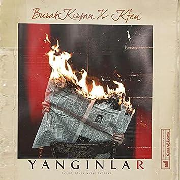 Yangınlar (feat. Kfen)
