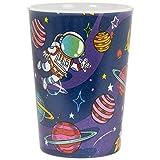 Lesser & Pavey LP45327 Little Stars Spaceman Beaker, Melamine