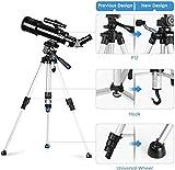 Zoom IMG-2 intey telescopio astronomico rifrazione con