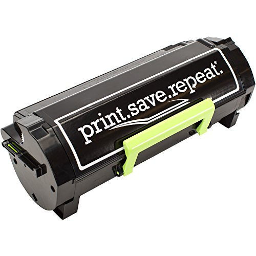 Print.Save.Repeat. Lexmark 501UE Ultra High Yield Remanufactured Toner Cartridge for MS510, MS610 [20,000 Pages]