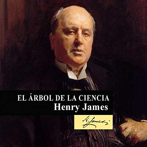Diseño de la portada del título El Árbol de la Ciencia