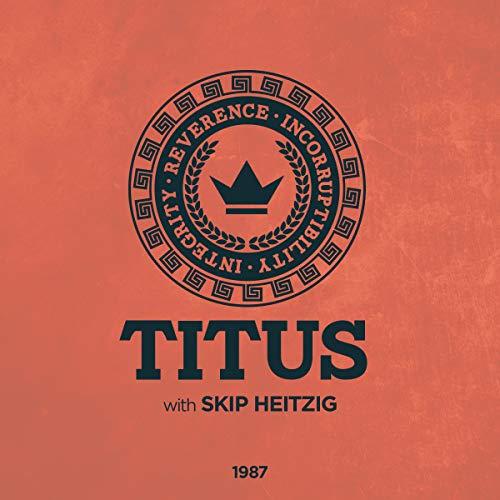 56 Titus - 1987 cover art