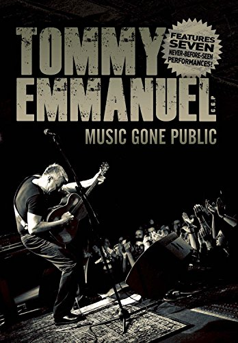 Music Gone Public (Dvd)