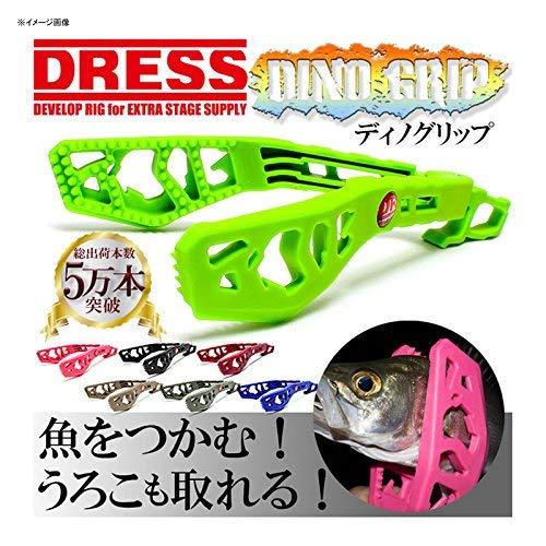 ドレス(DRESS)ディノグリップLD-GR-5008ライムグリーン246mm