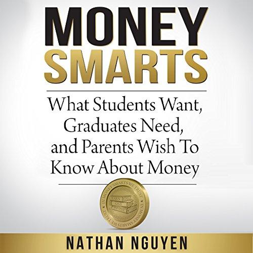 Money Smarts audiobook cover art