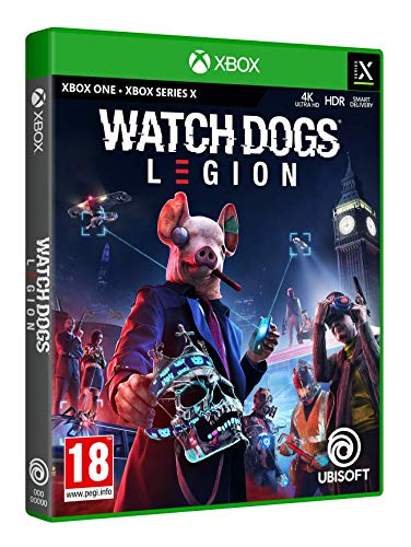 Watch Dogs Legion Xbox On
