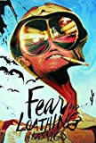 Close Up Fear and Loathing In Las Vegas Poster (61 cm x