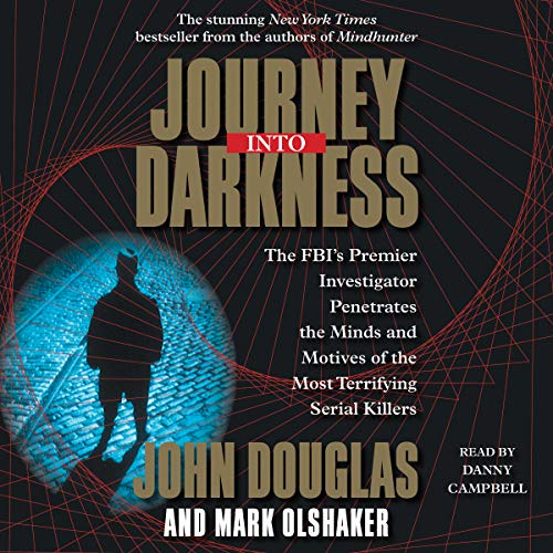Couverture de Journey into Darkness