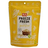 POL'S - 25 gr. Maíz Liofilizado, Maíz de frutos secos, Freeze Dried Corn, Maíz Seca, Ideal para la merienda diaria, sin gluten, sin azúcar, vegano, sin aditivos, Dried Fruit