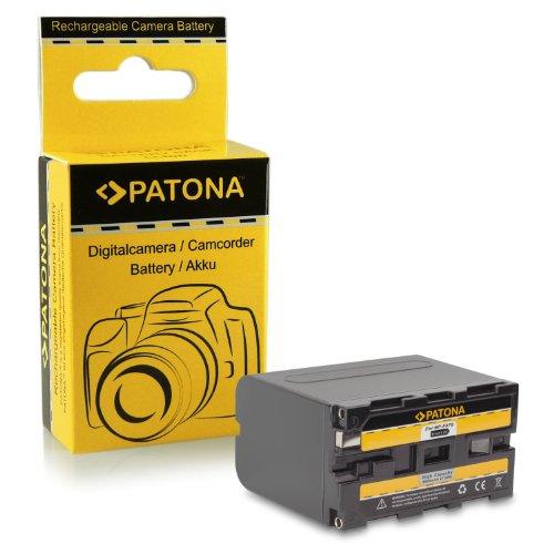 Bateria NP-F970 para Sony Camcorder Sony CCD-TR Series   CCD-TRV Series   Sony DCR-TR Series   Sony DCS-CD   Sony MVC-FD Series...