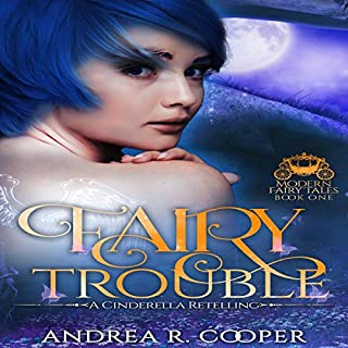 Fairy Trouble: Modern Fairy Tales audiobook cover art