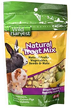 Wild Harvest Natural Treat Mix For Small Animals 3-Ounce  P-84151