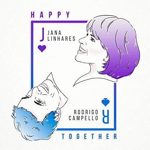 Jana Linhares, Rodrigo Campello & Bendita Música