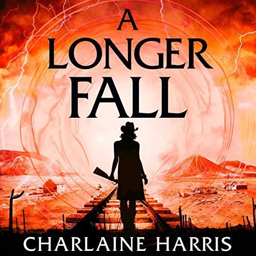 A Longer Fall audiobook cover art