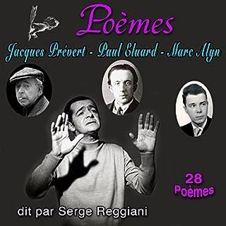 Couverture de Poèmes : Jacques Prévert, Paul Eluard, Marc Alyn - 28 Poèmes
