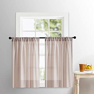 Best brown curtains for kitchen Reviews