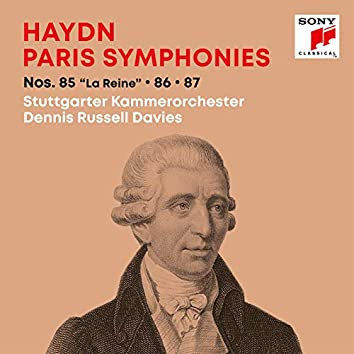 "Haydn: Paris Symphonies / Pariser Sinfonien Nos. 85 ""La Reine"", 86, 87"