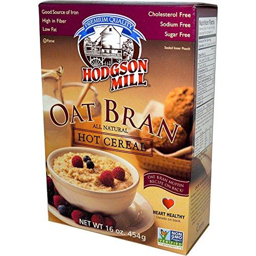 Hodgson Mill Oat Bran Cereal 12x 16OZ