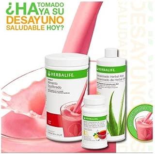 Pack Desayuno Completo (Vainilla): Amazon.es: Salud y cuidado personal