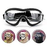 Namsan - Gafas de Sol para Perro con Estilo, Impermeables,...