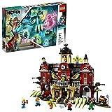 LEGO Hidden Side 70425 – Newbury Haunted High School (1474 Piezas)