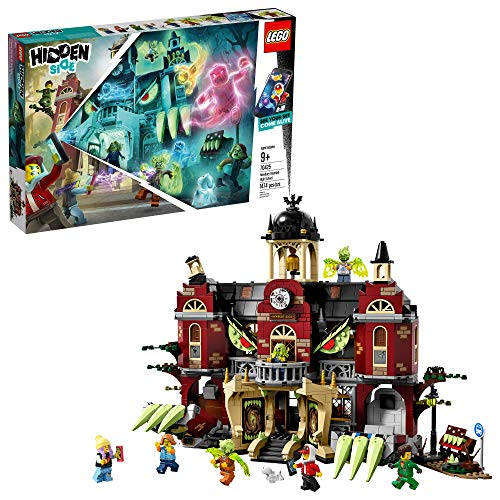 LEGO Preparatoria Encantada de Newbury Hidden Side (1474 Piezas) 70425 Building Kit