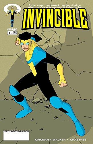 Invincible #1 (English Edition) eBook : Kirkman, Robert, Walker, Cory:  Amazon.it: Kindle Store