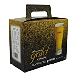 Muntons Gold Continental Pilsner 40 Pint 3kg Home Brew Beer Kit
