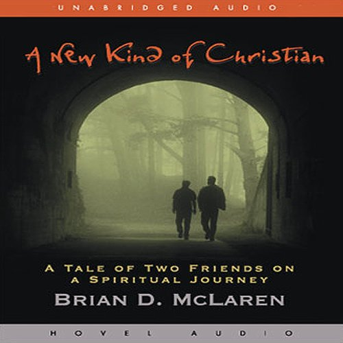 New Kind of Christian audiobook cover art