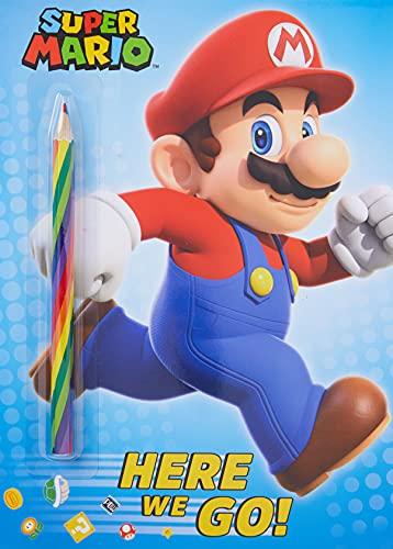 Here We Go! (Nintendo) (Super Mario) [Idioma Inglés]