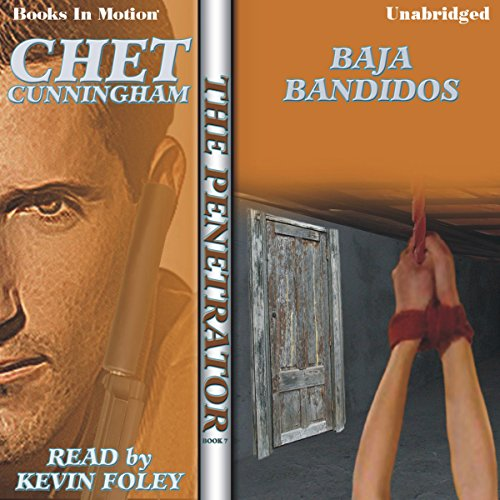 Baja Bandidos audiobook cover art
