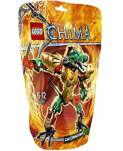 LEGO Legends of Chima - CHI Cragger, Figuras de acción (70207)
