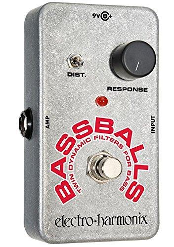 Electro-Harmonix BassBalls Twin Dynamic Envelope Filter Pedal