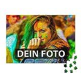 Foto-Puzzle 24 - 1000 Teile / inkl. Verpackung / mit eigenem Bild Bedrucken Lassen - 500 Teile - Kartonverpackung