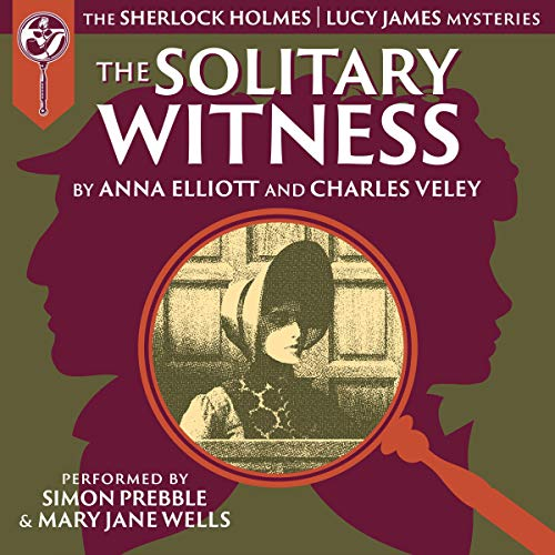 The Solitary Witness cover art