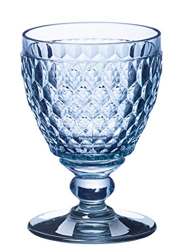 Villeroy & Boch Boston Coloured Copa de Vino Blanco, 230 mililitros, Cristal,...