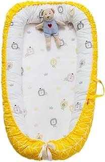 Miyanuby Cama Nido de Bebé Recién Nacido para Dormir y