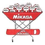 Mikasa BCH Hamaca Bola Carro - BCH-SCA, Escarlata