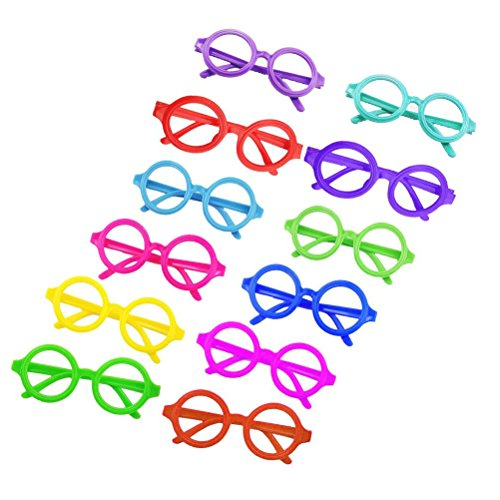 LUOEM 12 Piezas Kids Party Favor Lentes