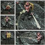 Modelo De Animespider Man Miles Morales Figura De Acción Black Amazing Spiderman Into The Spider Verse 1:12 Comic Movie Toys Doll 15Cm