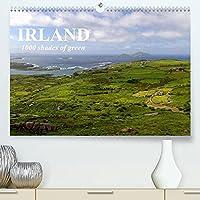 IRLAND. 1000 shades of green (Premium, hochwertiger DIN A2 Wandkalender 2022, Kunstdruck in Hochglanz): Eindruecke aus Irland (Monatskalender, 14 Seiten )