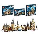 LEGO Harry Potter Gran Comedor de Hogwarts (75954) + Torre d