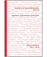 Foundations of Applied Mathematics, Volume 2: Algorithms, Approximation, Optimization