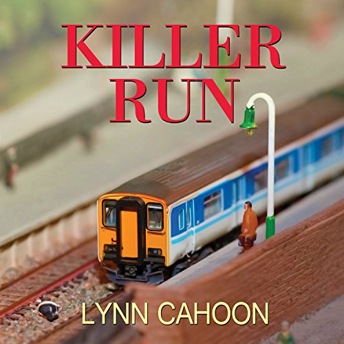 Killer Run audiobook cover art