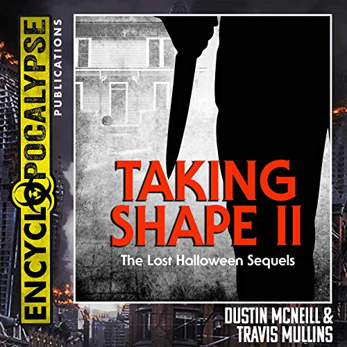 Taking Shape II Audiobook By Dustin McNeill, Travis Mullins cover art