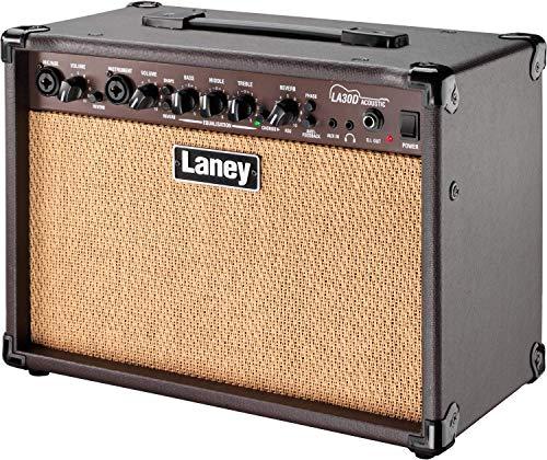 Laney LA Series LA30D - Acoustic Guitar Combo Amp - 30W - 2 x 6.5 inch...