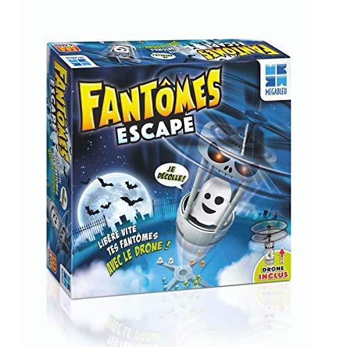 Megableu- 678 088 - Jeu de Société fantomes escape
