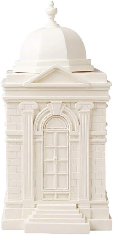 Money Banks Cheap 1 year warranty Castle-Shaped Piggy Bank Hand price Decoration Carv